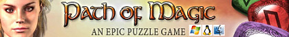Path of Magic - Runes of Avalon logo