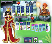 Avalon Legends Solitaire