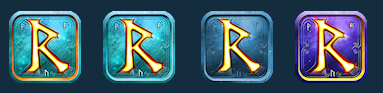Runes of Avalon icon variants