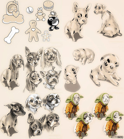 Dog's concepts