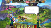 Screenshot 2 - Avalon Legends Solitaire 3