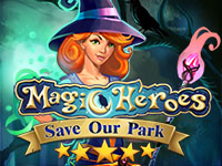 Magic Heroes: Save Our Park - Android Google Play game