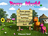 Screenshot 1 - Pony World Deluxe