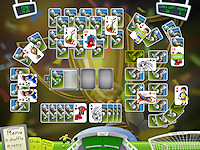 Screenshot 1 - Soccer Cup Solitaire