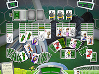 Screenshot 3 - Soccer Cup Solitaire
